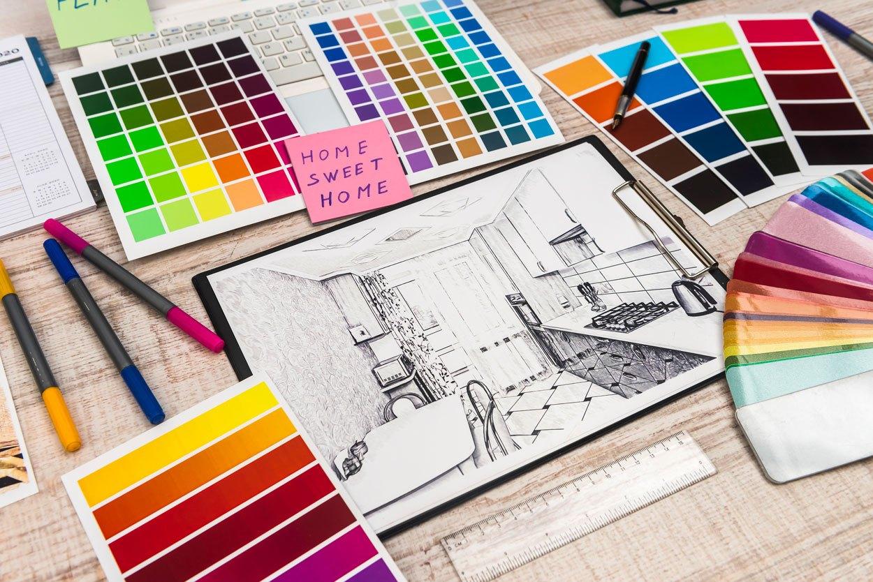 Architecte ou décorateur d'intérieur ? Un peu des deux…