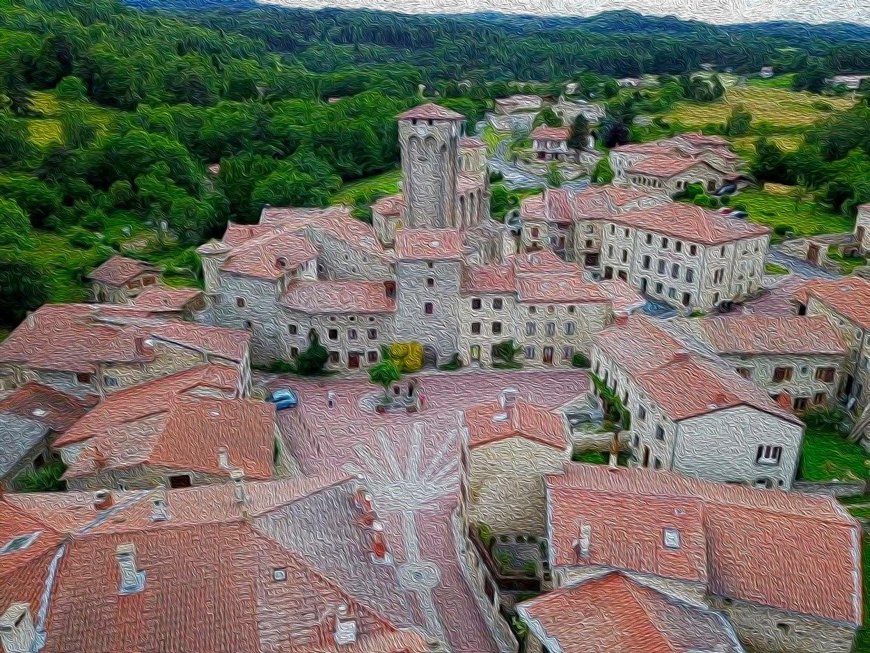Escapade en Loire, Marols village de caractère et d'artistes