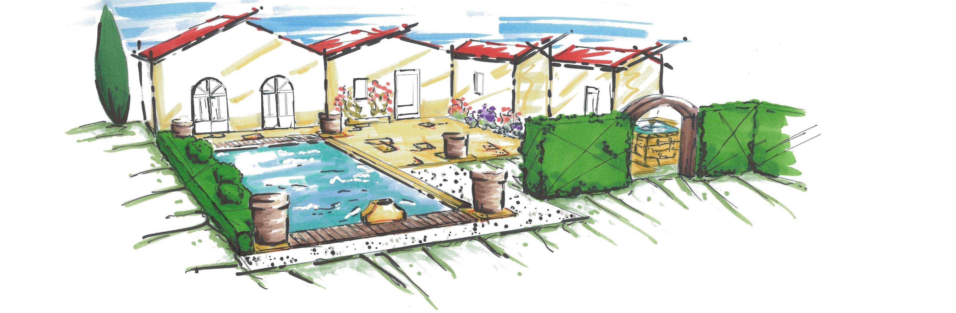 Un jardin se pense en termes de fonctionnalités